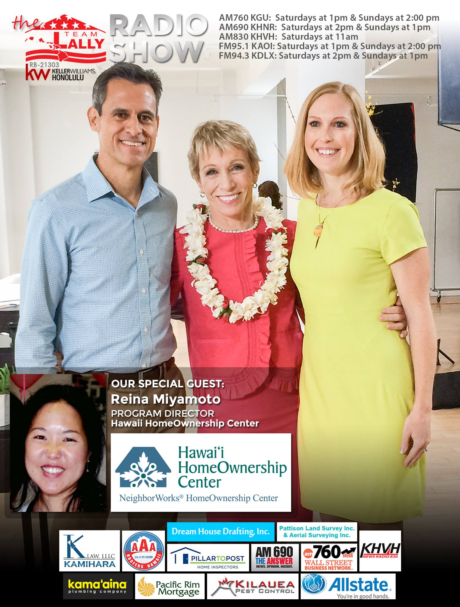 Buying a home in Hawaii with Reina Miyamoto of Hawaii HomeOwnership Center