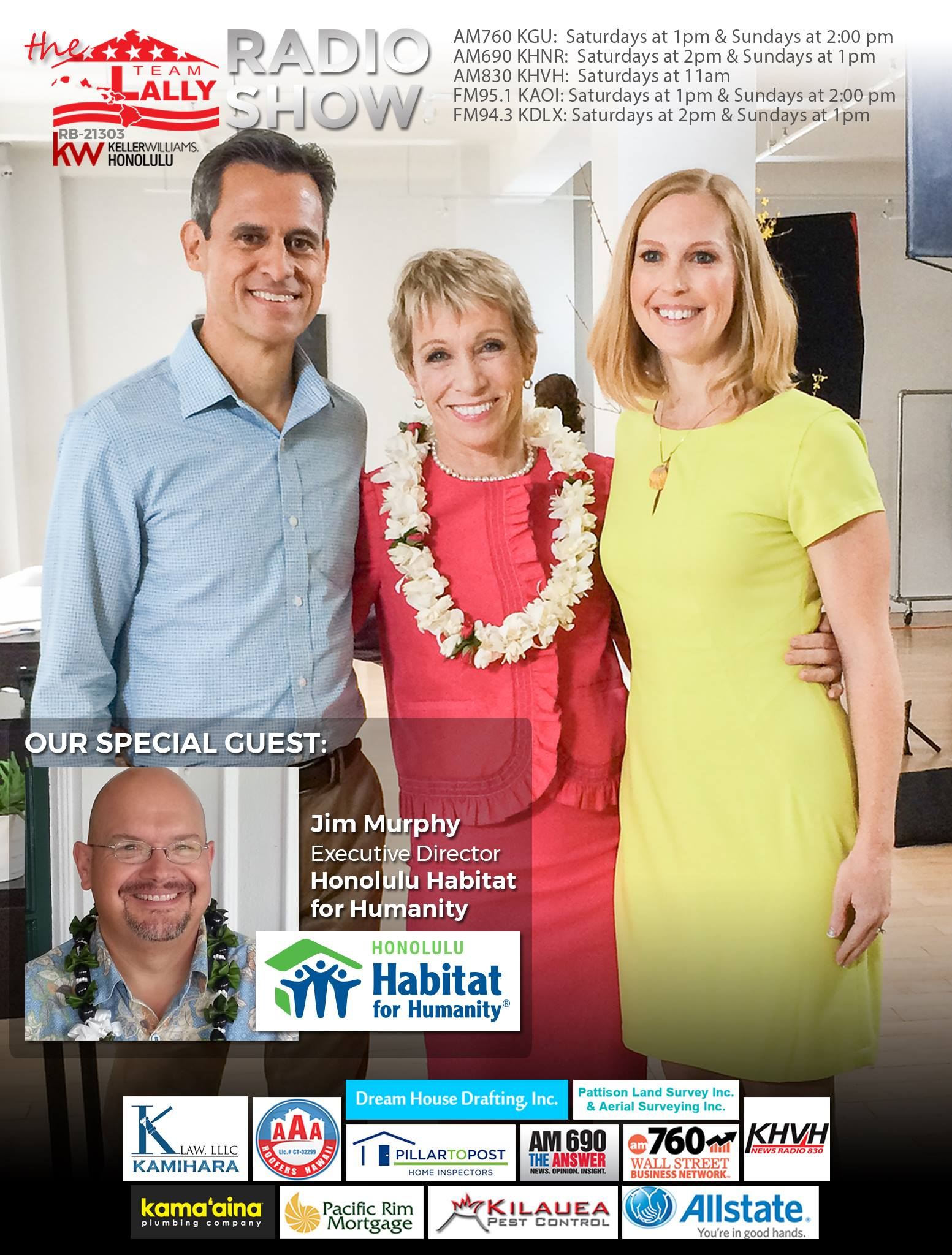 Bring homes to those in need with Honolulu Habitat for Humanity
