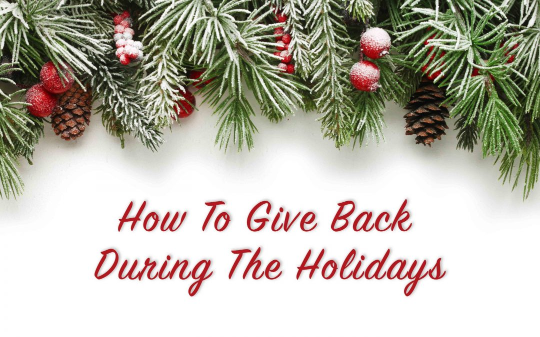 Ways To Give Back This Holiday Season In Honolulu