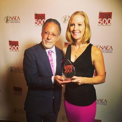 "Adrienne Lally included in ""2014 NAEA Top 500 Real Estate Marketers"""