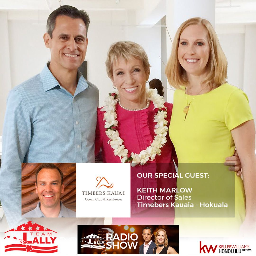 Kauai Luxury Homes with Keith Marlow