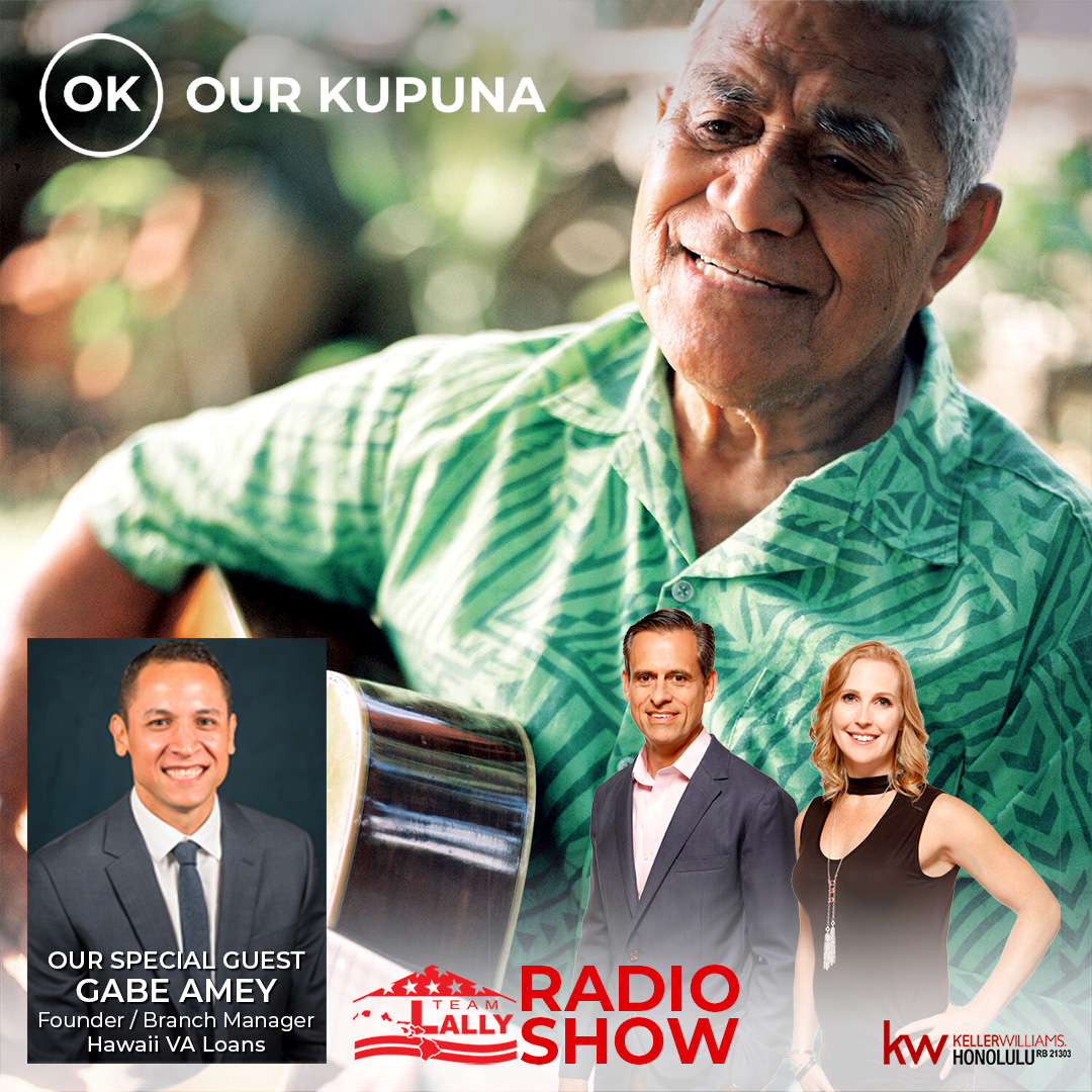 Support Our Kupuna with Gabe Amey
