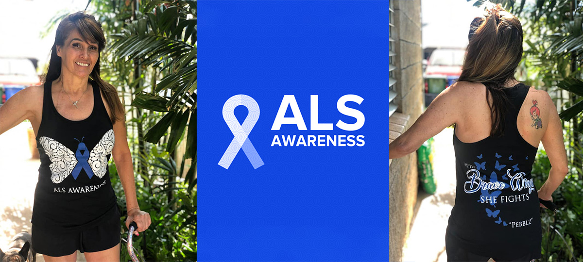 How Does Team Lally Fight ALS?