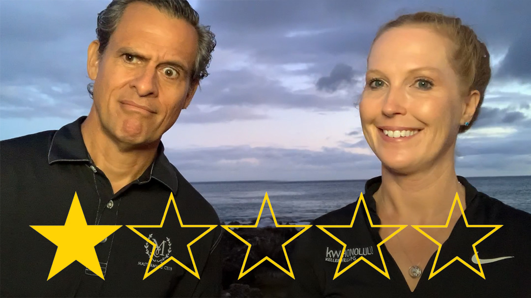 Team Lally Gets a One Star Review