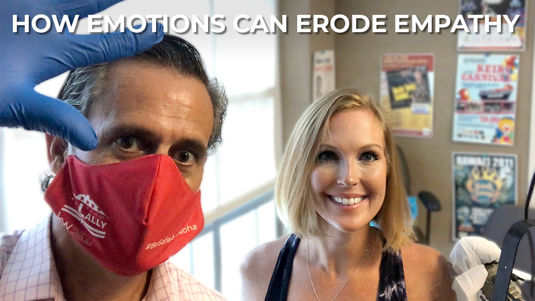 How Emotions Can Erode Empathy