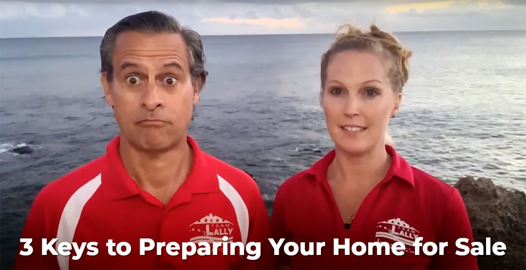 The 3 Keys to Preparing Your Home for Sale