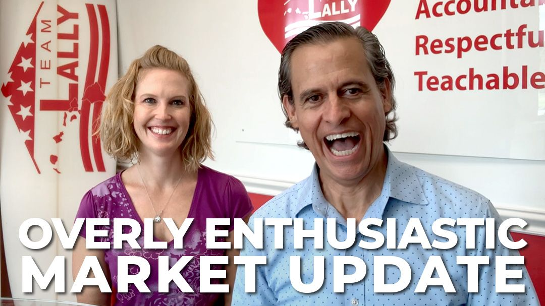 Overly Enthusiastic Market Update