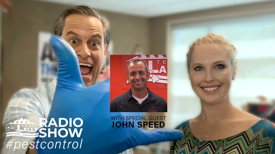 Get Rid of Those Pests with John Speed