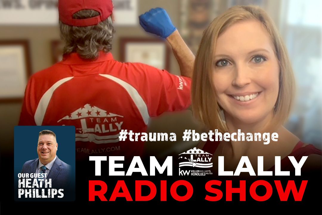 Overcoming Past Trauma with Heath Phillips