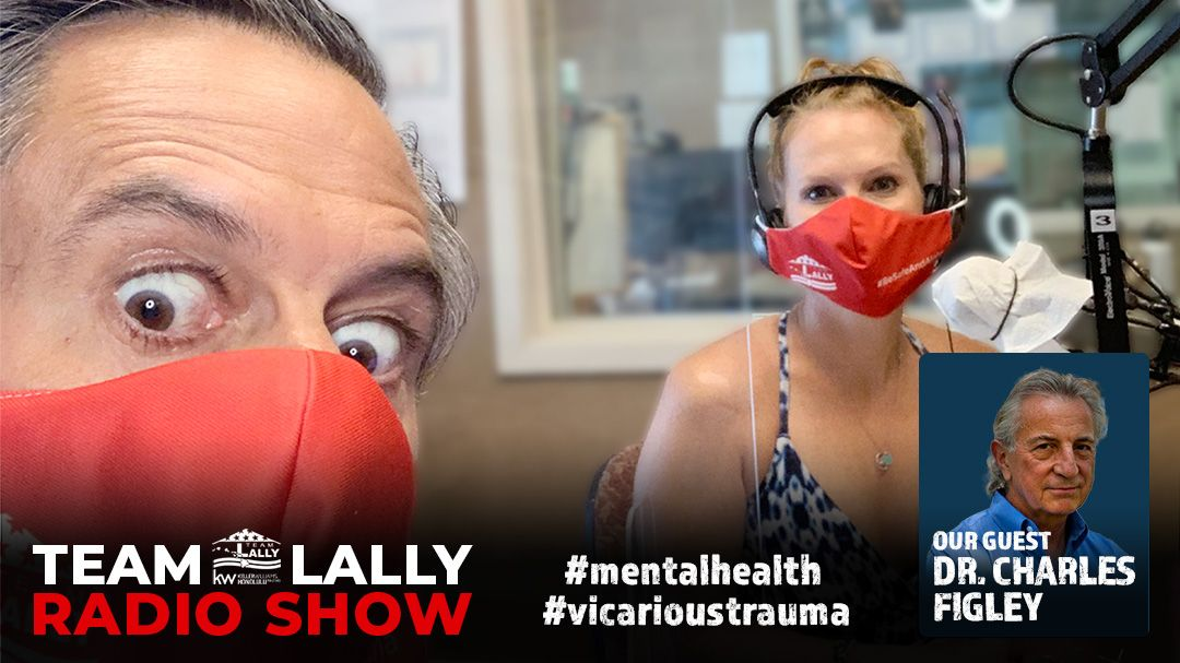 The Truth About Vicarious Trauma with Dr. Charles Figley