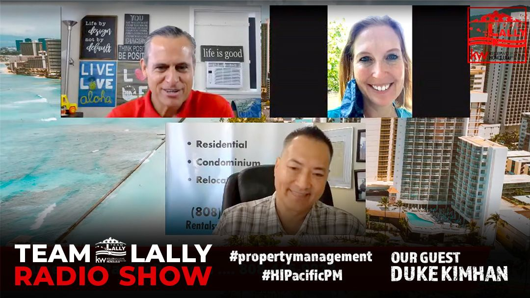 Property Management in Hawaii with Duke Kimhan