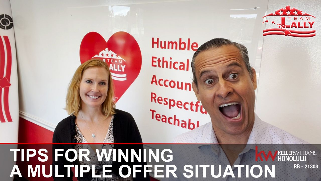 How To Win In a Multiple Offer Situation as a Buyer