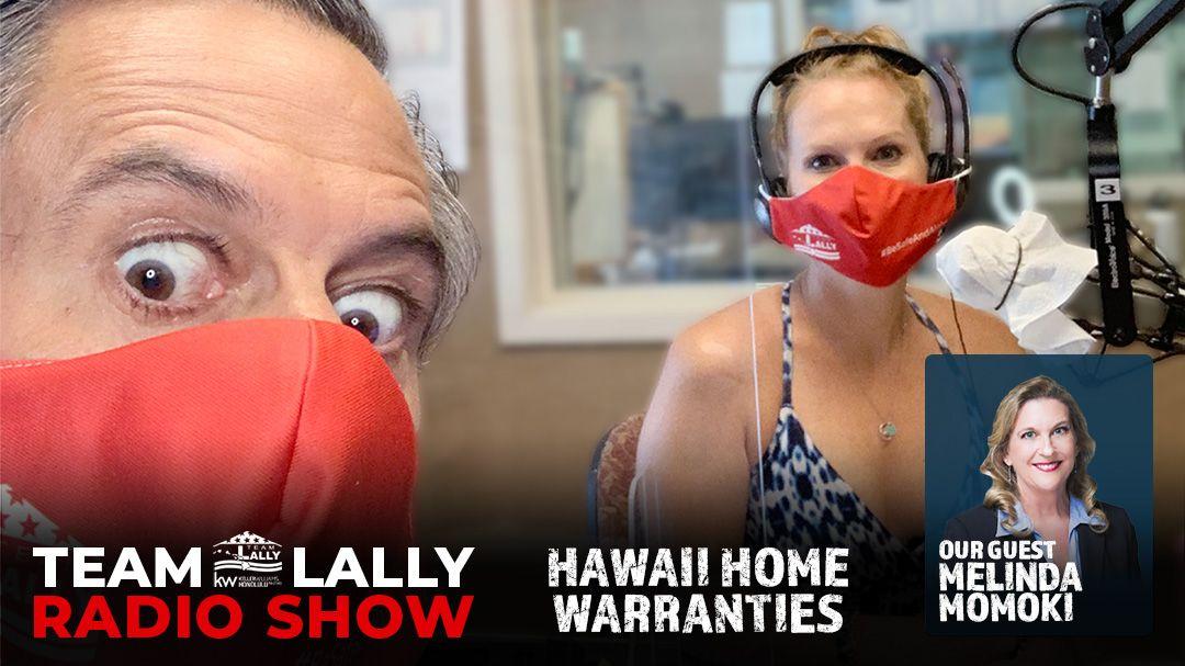 Hawaii Home Warranties with Melinda Momoki