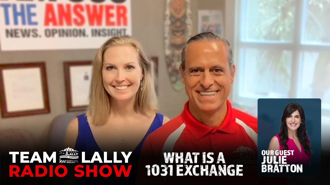 What is a 1031 Exchange with Julie Bratton
