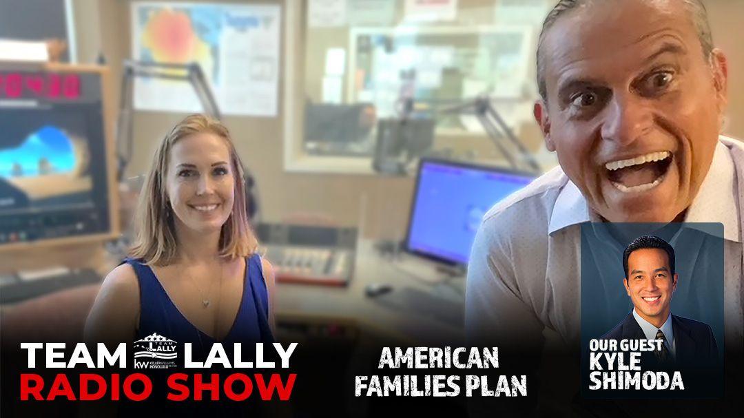 American Families Plan with Kyle Shimoda