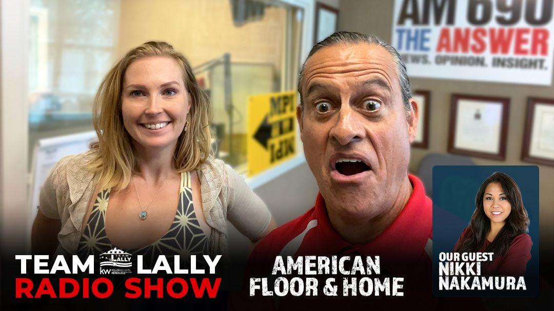 American Floor & Home with Nikki Nakamura