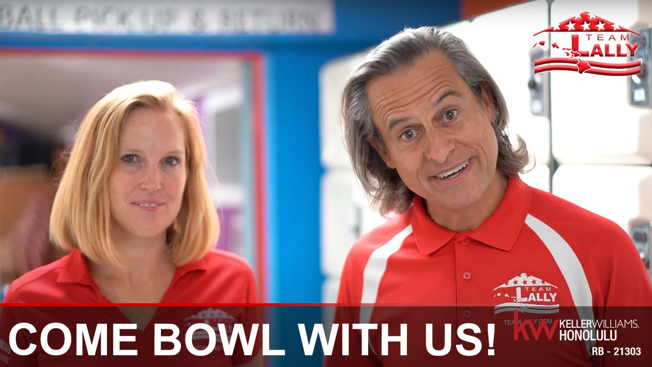 Bowling is Right Up our Alley… Keep Your Mind Out of the Gutter!