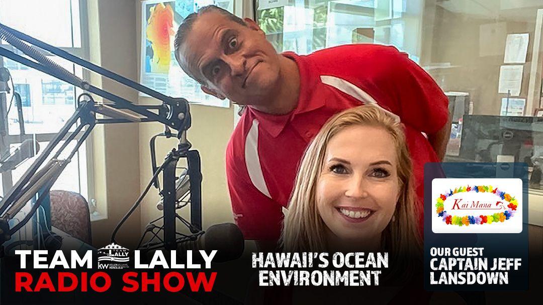 Hawaii's Ocean Environment with Captain Jeff Lansdown