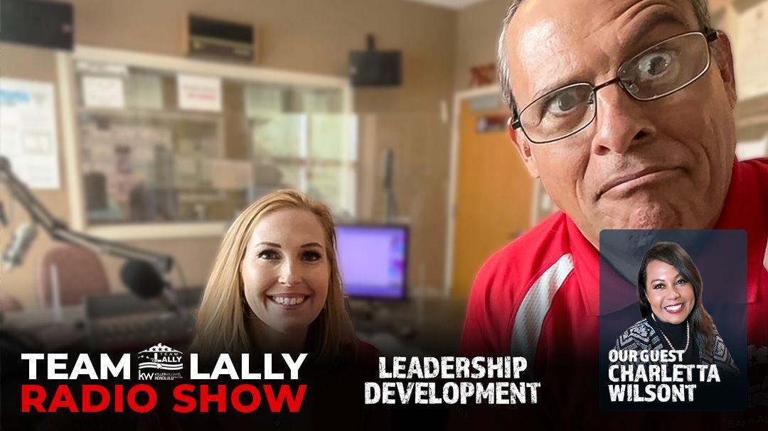 Leadership Development and Coaching with Charletta Wilson