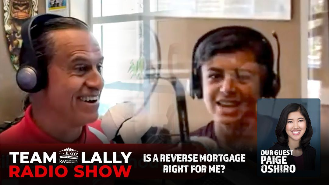 Learning About Reverse Mortgages with Paige Oshiro